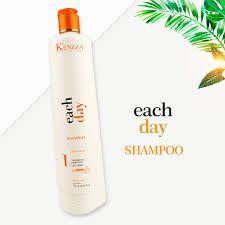 Shampoo 1 litro Profissional Each Day Kenzza