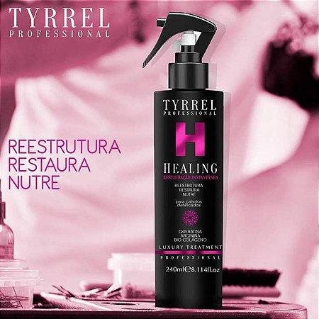 SOS Tyrrel Healing Reconstrução Instantânea SOS 240ml