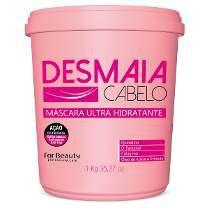 Desmaia Cabelo Mascara 1kg For Beauty