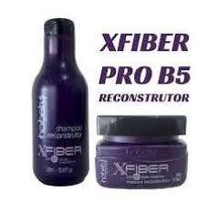 X-Fiber Hobety Reconstrutor com Ácido Hialuronico