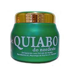 Mascara Hidratacao De Quiabo Life Hair 300gr