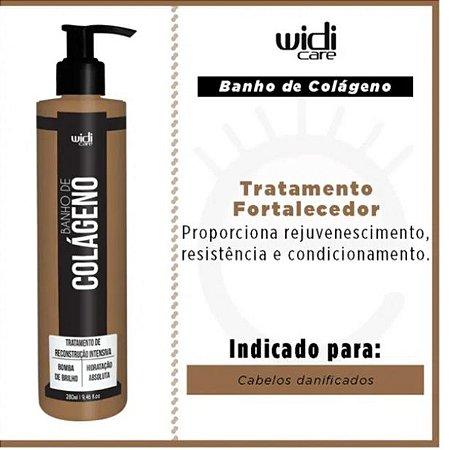 Widi Care Banho de Colágeno Reconstrução Hidratante 280gr