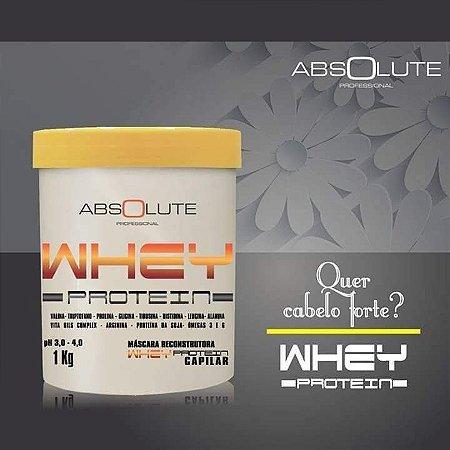 Máscara Absolute Whey Protein 500gr