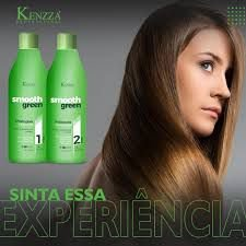 Progressiva Organica Smooth Green Kenzza kit