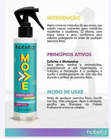 Movve Low Poo Hobety - 255ml