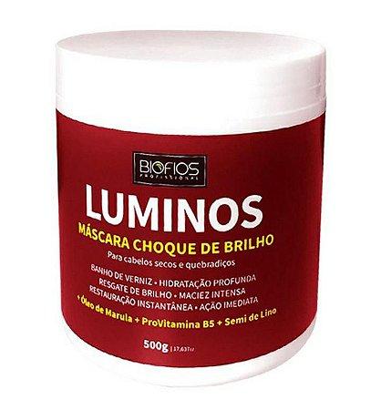 Biofios Máscara Luminos Choque de Brilho 500gr