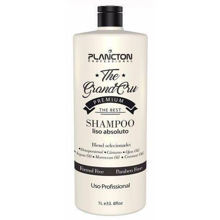 Shampoo Liso Absoluto The Grand Cru Plancton 1Litro
