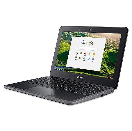 Notebook Acer Chromebook C733-c607 Celeron N4020 4gb 32gb Emmc 11,6 IPS Chrome OS