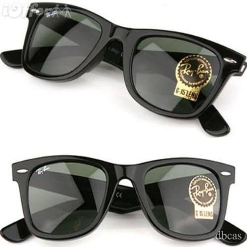 Oculos Ray Ban Wayfarer Preto RB2140 - Raffa Modas c29451a154