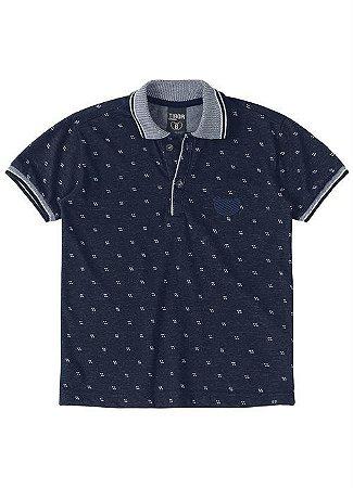 d99b4c718d Camisa Polo Tigor T. Tigre Azul Marinho. - Nanda Baby
