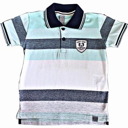 31df3c2d8f Polo Tigor T Tigre Verde - Nanda Baby