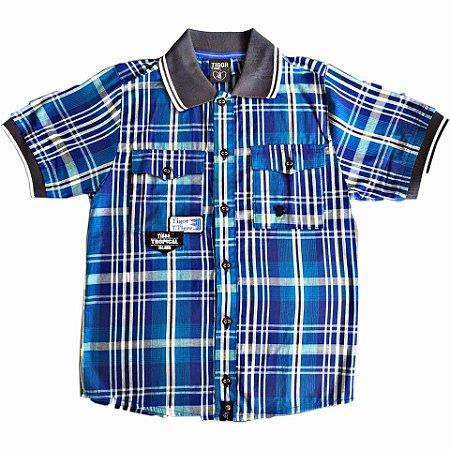 d51861c845 Camisa Polo Tigor - Nanda Baby