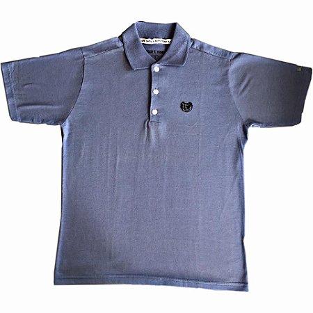 df4f037397 Camisa Polo Tigor Azul - Nanda Baby