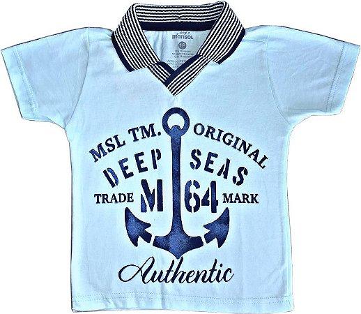 228c1122b3 Camisa Polo Marisol - Nanda Baby