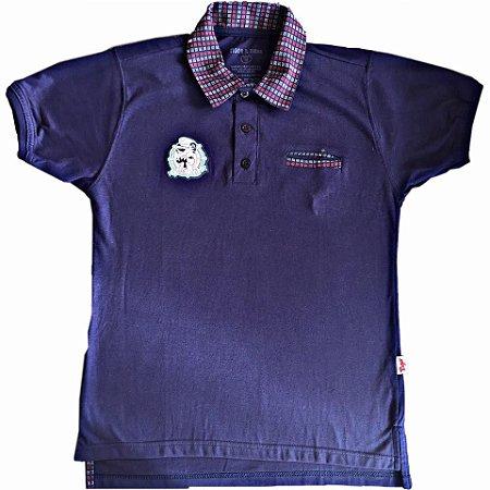 8fe72ec512 Camisa Gola Polo Tigor A ul - Nanda Baby