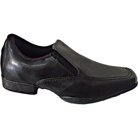 ab83342b6 Sapato social infantil masculino preto Pinokio - Nanda Baby