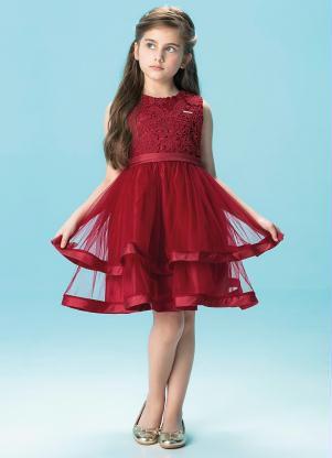 86af097663 Vestido Infantil Carinhoso - Nanda Baby