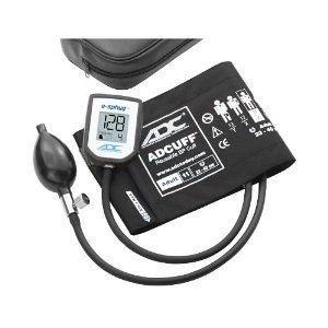 Esfigmomanômetro ADC Digital Adulto Preto