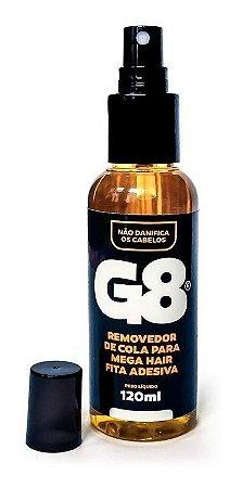 Removedor Mega Hair Fita Adesiva G8 -120ml