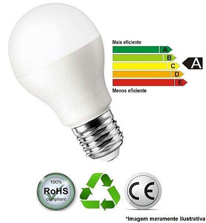 Lâmpada LED Bulb-A 6W 85V-265V