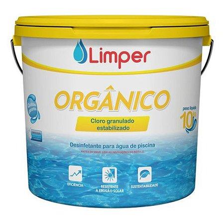 ATCLLOR LIMPER DICLORO ORGÂNICO 50% - 10 KGS - RISCO 9 - ONU 3077