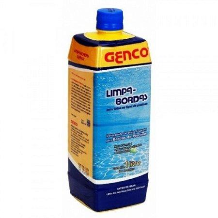 GENCO LIMPA BORDAS 01 LITRO