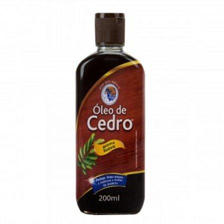 OLEO DE CEDRO KING 200 ML