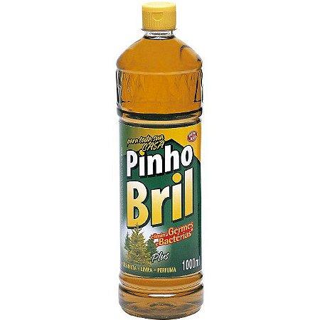 DESINFETANTE PINHO BRIL PLUS SILVESTRE 01 LITRO