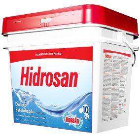 HCL CLORO GRANULADO HIDROSAN PLUS 10 KG