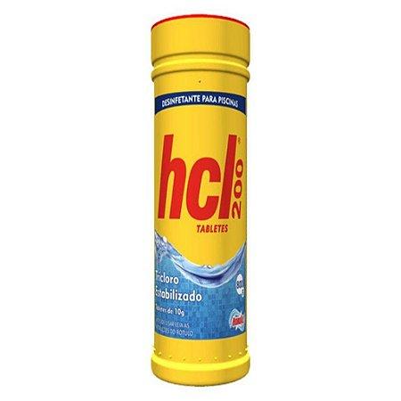 HCL TABLETE TRICLORO HCL200 - TABLETE 10 GRAMAS / 800 GRAMAS