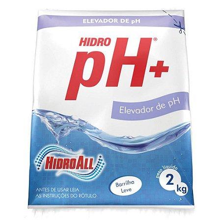 HCL BARRILHA LEVE HIDRO PH+ 02 KGS
