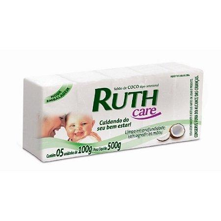SABAO DE COCO UFE RUTH 200 GRAMAS