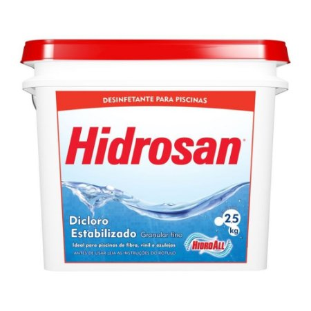 HCL CLORO GRANULADO HIDROSAN PLUS 2,5 KG