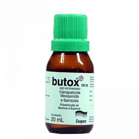 BUTOX CARRAPATICIDA 20 ML