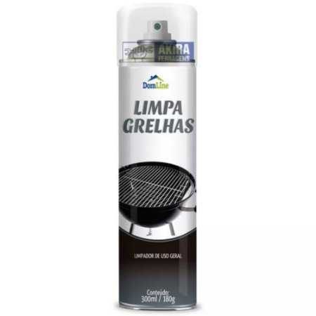 BASTON LIMPA GRELHA DOMLINE 300 ML / 180 GRS