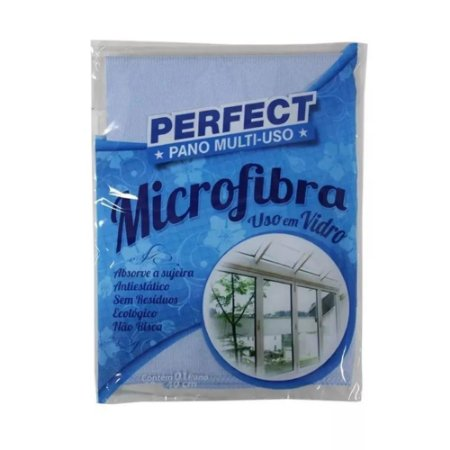 PERFECT PANO MICROFIBRA VIDRO 40 X 40 CM
