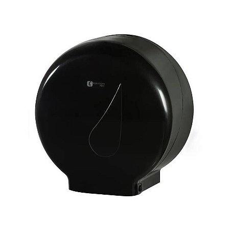 FORTCOM LDPR500 BB - PORTA PAPEL HIGIENICO EM ROLO BLACK