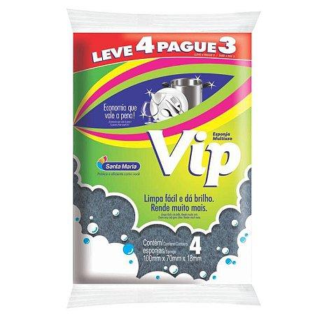 ESPONJA VIP SANTA MARIA LEVE 4 PAGUE 3