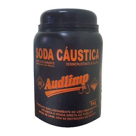 SODA CAUSTICA AUDLIMP 01 KG