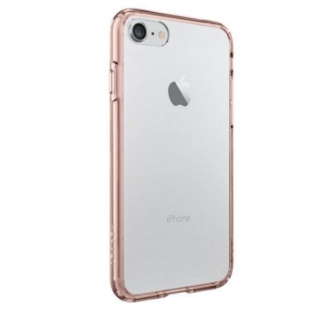 Capa Spigen Ultra Hybrid Rose Crystal rosa Apple iPhone 7