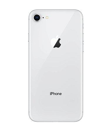 Apple iPhone 8 64GB Prata iOS 13 Desbloqueado A1905