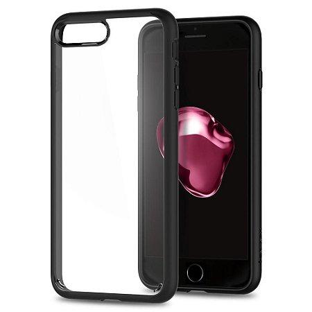 Capa Spigen Ultra Hybrid 2 Preta Apple iPhone 7 / 8 Plus