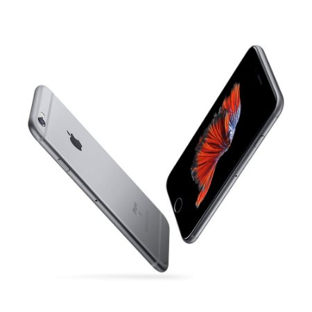 iPhone 6s Plus 64GB Cinza Espacial Desbloqueado iOS 13 - Seminovo