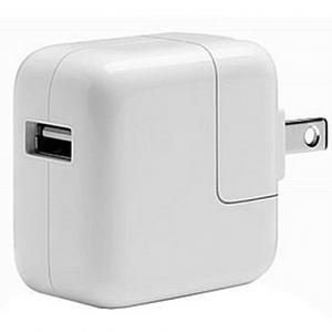 Carregador USB de 12W para iPhone iPad iPod da Apple - MD836LL/A