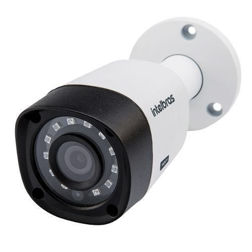 Camera Bullet Vhd 3120 B G3 Multi-Hd Ir 20 2,8mm Resolucao Hd Intelbras