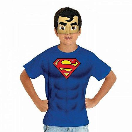 Fantasia Infantil Kit Super Homem Sulamericana