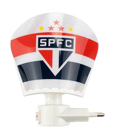 Mini Luminária Refletiva São Paulo Oficial