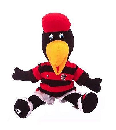 Mascote Oficial Flamengo de Pelúcia Revedor
