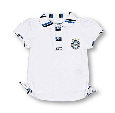 Camisa Polo Infantil Grêmio MA Oficial
