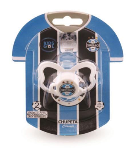 Chupeta Grêmio Classic Redonda S1 Kids Gol 05676b8b8c1c5